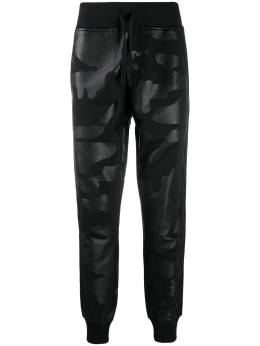 Hydrogen camouflage print track pants 274632