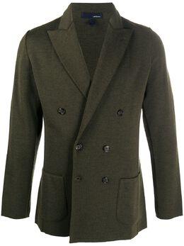 Lardini double breasted buttoned blazer IMLJM57IM55000