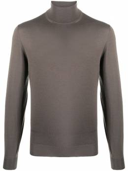 Dell'oglio fine knit roll neck jumper I26803