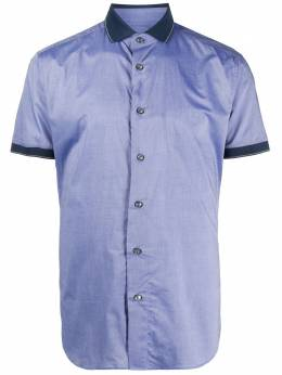 Brioni short sleeved shirt SC320P3043