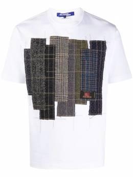 Junya Watanabe Man multi-panel T-shirt WFT001051