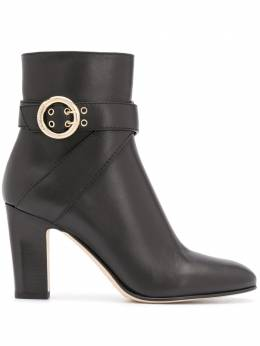 Jimmy Choo Blanka 85mm ankle boots BLANKA85SQM