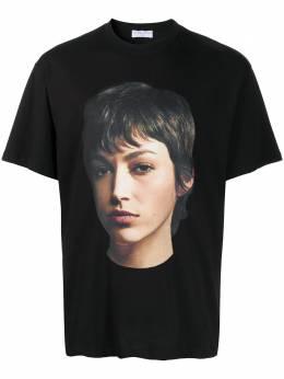 Ih Nom Uh Nit graphic print T-shirt NUW20284