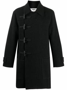 Ymc off-centre fastening duffle coat P0PAF