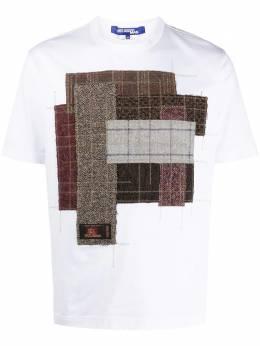 Junya Watanabe Man mixed-panel T-shirt WFT001051