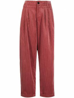 Ymc corduroy tapered trousers Q4PAE