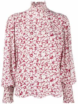 Isabel Marant Etoile блузка Catchelae с цветочным принтом HT149720A044E