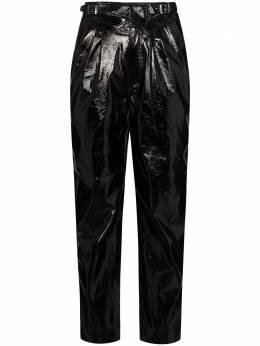 Rotate Wilde vegan leather trousers 901500