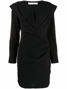 Iro платье с драпировкой WM33BECKETT