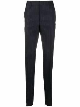 Salvatore Ferragamo pinstriped straight-leg trousers 739270
