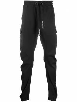 Just Cavalli спортивные брюки кроя слим S03KA0232N39522
