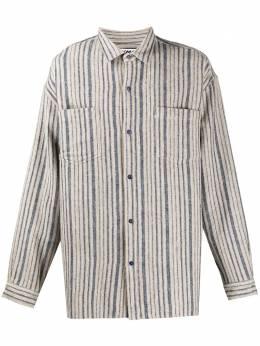 Ymc рубашка в полоску P2PAI