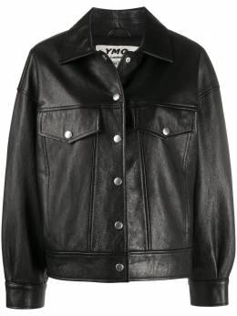 Ymc куртка с заостренным воротником Q5PAH