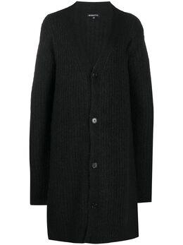 Ann Demeulemeester long-sleeve cardi-coat 20024018254