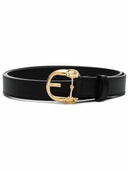Gucci Horsebit buckle-fastening belt 633125BGH0G