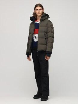 "Куртка На Пуху ""montgetech"" Moncler Grenoble 72IL72003-ODMz0"