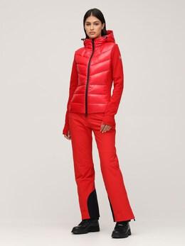 Куртка Из Нейлона И Стрейч Moncler Grenoble 72I4XY044-NDVF0