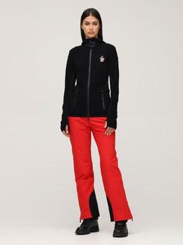 Куртка Из Флиса Стрейч Moncler Grenoble 72I4XY043-OTk50