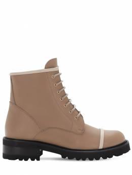 Кожаные Ботинки-комбат Bryce 30mm Malone Souliers 72II7R011-U0FORC9NQVJCTEU1