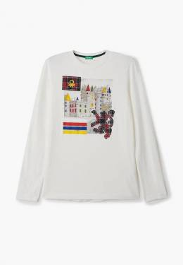 Лонгслив United Colors Of Benetton 3F93C14SX