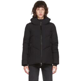 Herno Black Down Gore-Tex® Windstopper Jacket PI117DL 11106