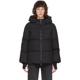 Herno Black Down Gore-Tex® Windstopper Jacket PI130DL 11106