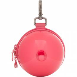 Marine Serre Pink Micro Ball Bag B016FW20W