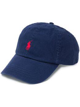Ralph Lauren бейсболка с вышитым логотипом 710548524