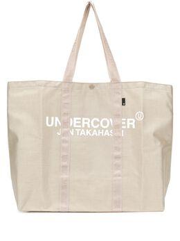 Undercover сумка-тоут с логотипом UCZ4B11