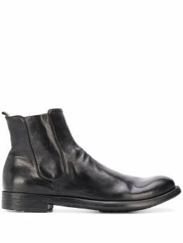 Officine Creative slip-on leather boots HIVE036