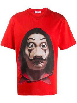 Ih Nom Uh Nit футболка с графичным принтом NUW20277