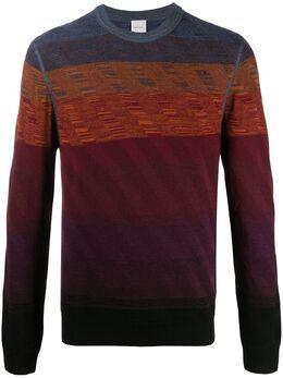 Paul Smith colour-block knit jumper M1R073UE01202