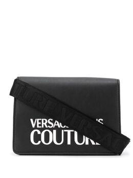 Versace Jeans Couture logo print shoulder bag VZABP771413