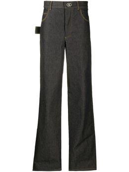 Bottega Veneta широкие джинсы с завышенной талией 629438VF4O0
