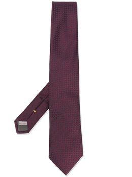 Canali галстук с узором HJ02847