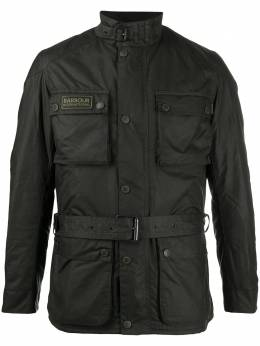 Barbour belted jacket MWX0928