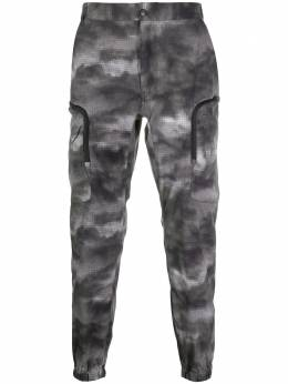 White Mountaineering camouflage-print cargo trousers AW20WM2073413