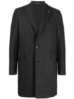 Tagliatore single breasted tailored coat CSBM13B50UIC020
