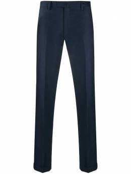 Briglia 1949 pressed crease woven trousers BG03S420120