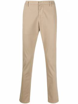 Dondup slim-fit chino trousers UP235GSE043PTDDU