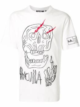 Haculla футболка с принтом HA08BJT11