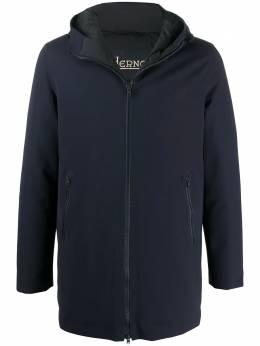 Herno padded hooded parka coat PI0692U12217S
