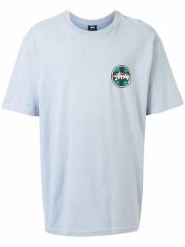 Stussy футболка с логотипом 1904540