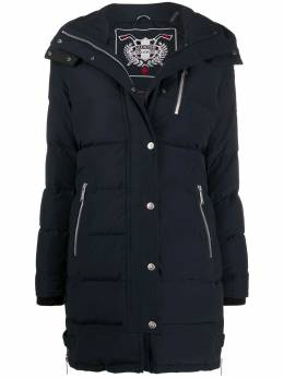 Moose Knuckles fitted padded coat M30LP222N