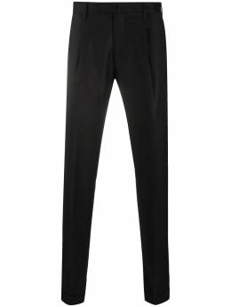 Briglia 1949 pressed crease woven trousers BG07S420120