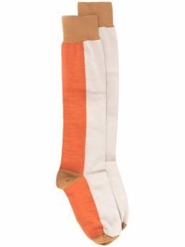 Marni носки в стиле колор-блок SKMC0083Q0FS340