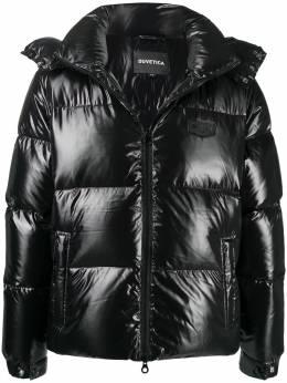 Duvetica куртка-пуховик с капюшоном U5030136S00