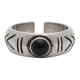 Isabel Marant Black New Summer Ring BG0107-20A005T