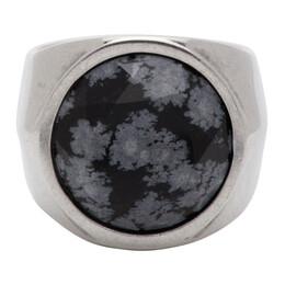 Isabel Marant Black Alto Ring BG0123-20A009T