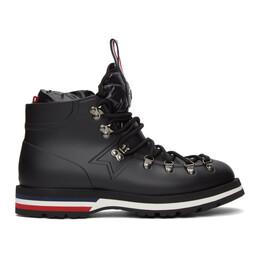 Moncler Black Down Henoc Boots F209A4G5000002SGW